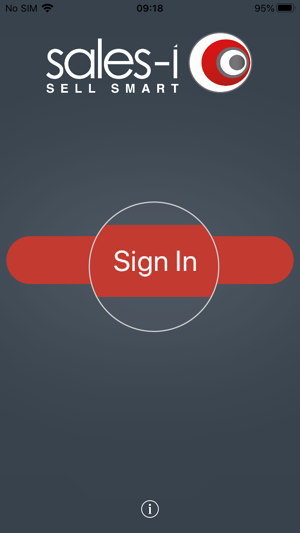 How to create a Sign In PIN 1-01
