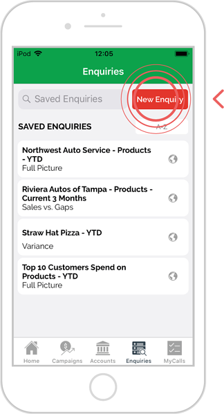 How to discover which of your customers are spending less - ios 2