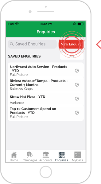 How to find your top spending customers - ios 2