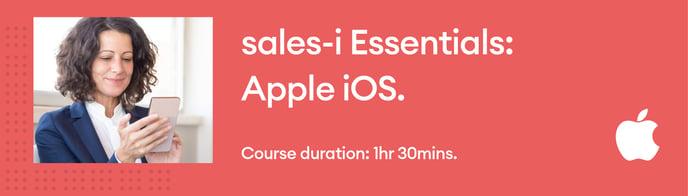 KH Academy essentials apple 1