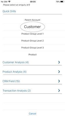 How to find your top spending customers - Apple 3-01
