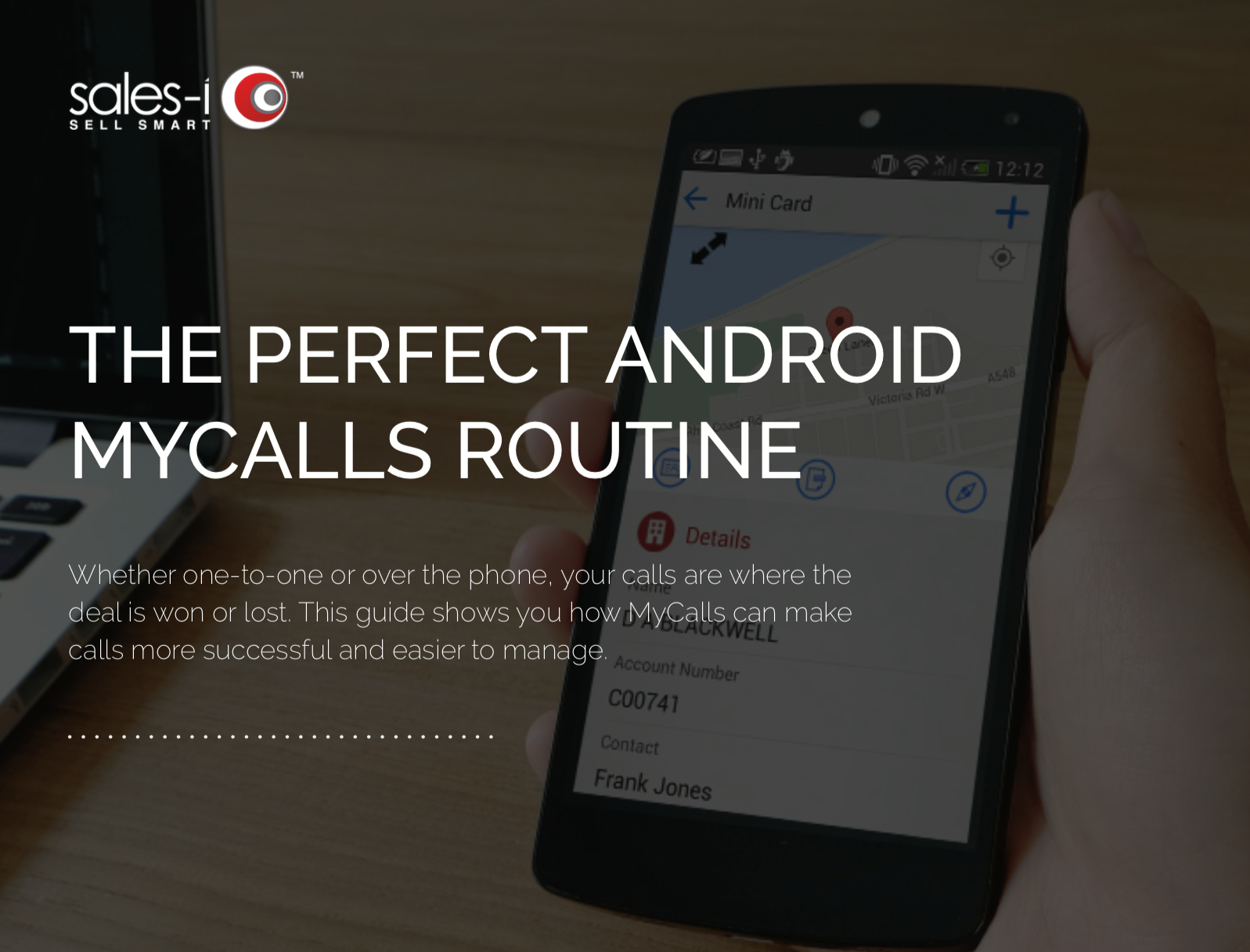 The perfect Android MyCalls routine